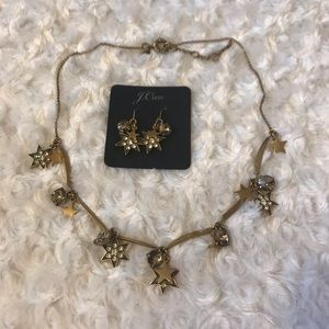 J. Crew Necklace and Earrings
